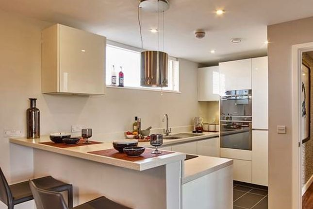 Thumbnail Flat for sale in Off Addenbrooke's Road, Trumpington, Cambridgeshire