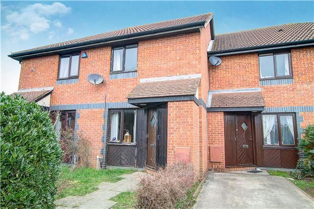 Thumbnail Terraced house to rent in Gibson Close, Abingdon
