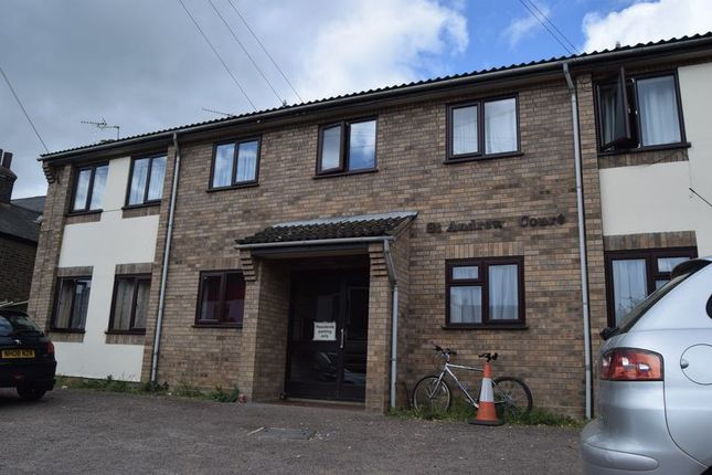 Thumbnail Flat to rent in Sayer Street, Huntingdon