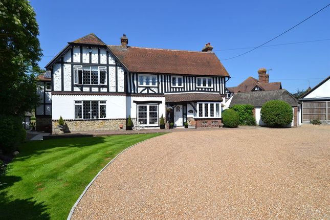 6 bed detached house for sale in Chestfield Road, Chestfield, Whitstable