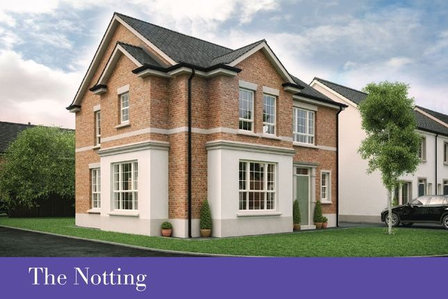 Detached house for sale in Harlow Green, Meeting Street, Moira