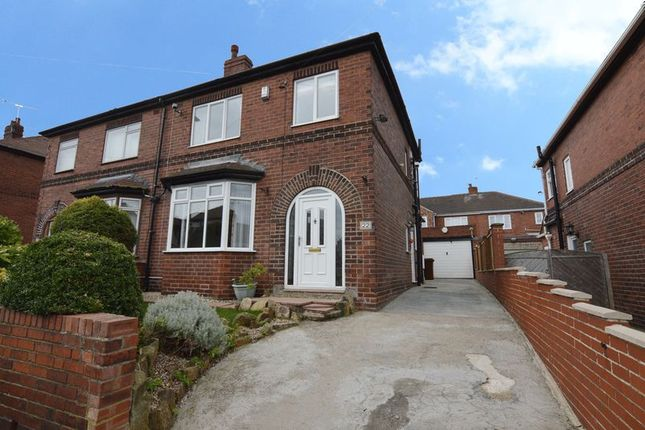 Thumbnail Semi-detached house to rent in St. Josephs Mount, Pontefract