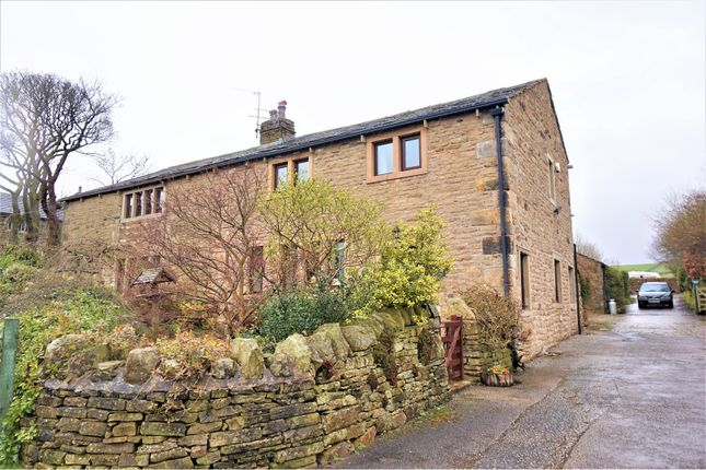 Thumbnail Semi-detached house for sale in Extwistle Road, Worsthorne