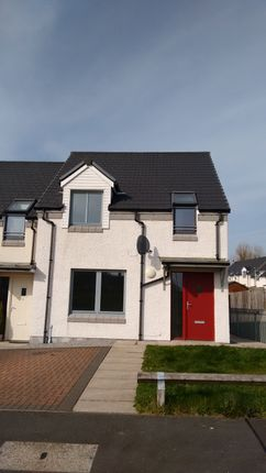 Thumbnail Terraced house to rent in Mulloch Drive (No. 1), Dalry