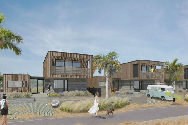 Thumbnail Land for sale in Old Lydd Road, Camber, Rye