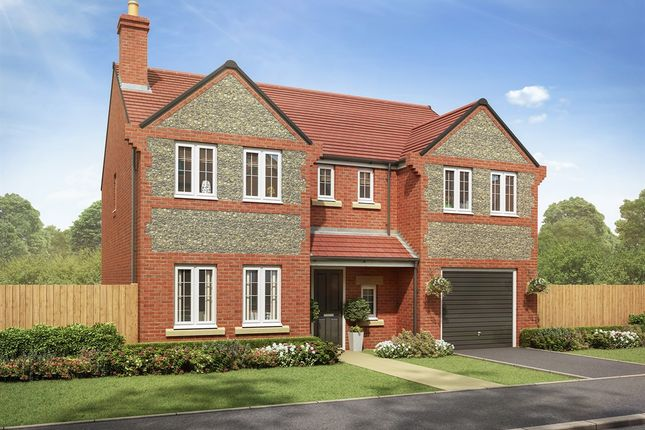 """Detached house for sale in """"The Chillingham """" at Ashford Hill Road, Ashford Hill, Thatcham"""