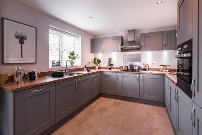 """4 bed detached house for sale in """"Chadwick"""" at Joe Lane, Catterall, Preston PR3"""
