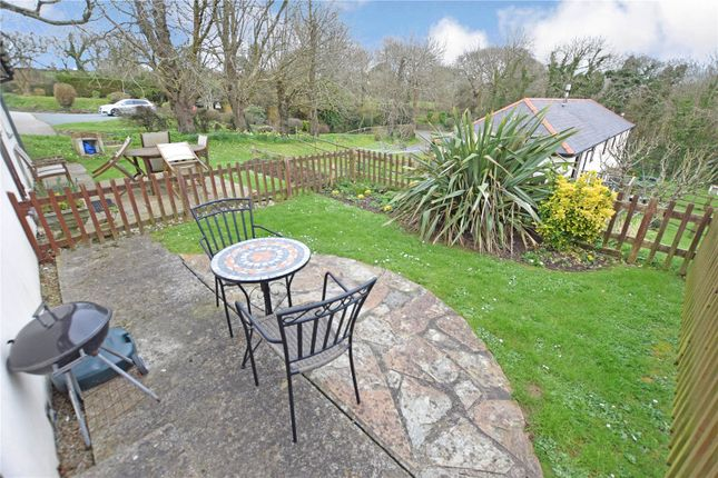 Patio of Poughill, Bude EX23