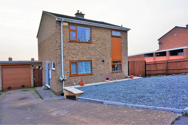 Thumbnail Detached house for sale in Templars Way, Whitwick