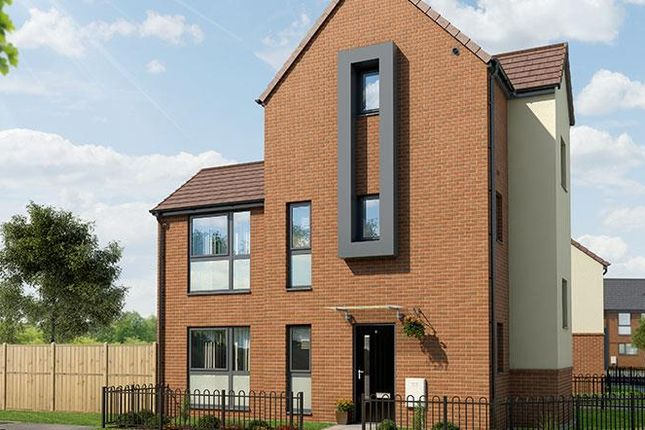 Thumbnail Detached house for sale in Bridle Wood, Donnington, Telford