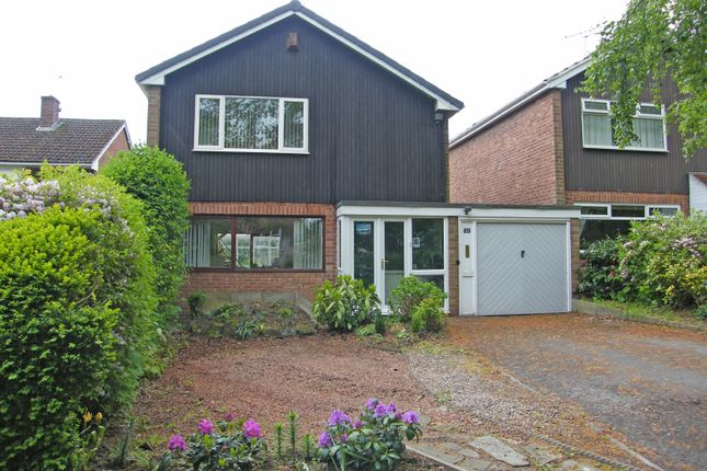 Thumbnail Link-detached house for sale in Station New Road, New Tupton, Chesterfield
