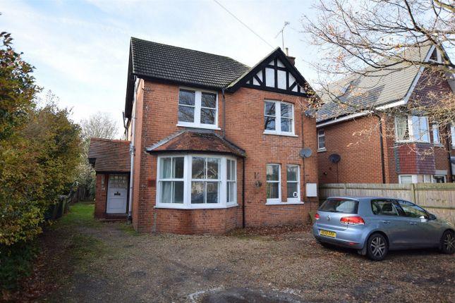 Thumbnail Flat for sale in 110 Mytchett Road, Mytchett, Camberley, Surrey