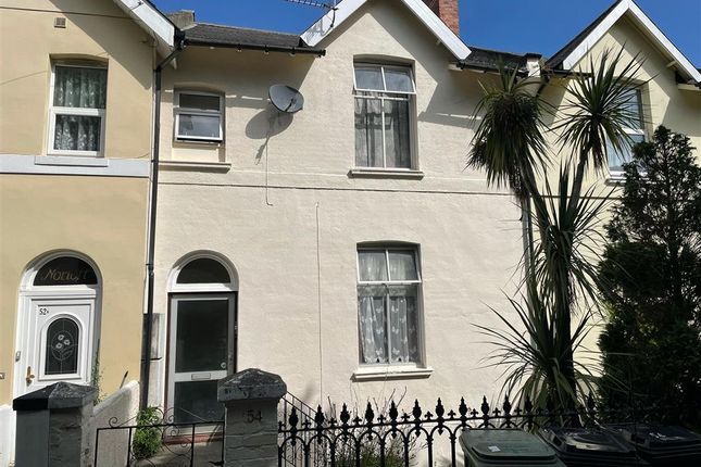 Thumbnail Flat to rent in Thurlow Road, Torquay