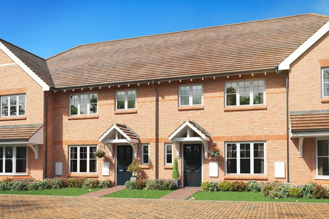 Thumbnail End terrace house for sale in Ravensworth, Pitstone