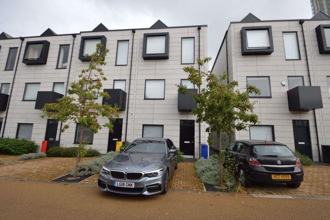 Thumbnail Town house to rent in Senior Lane, Salford