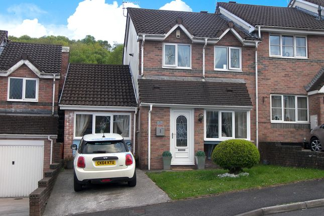 Thumbnail Semi-detached house for sale in Cwrt Coed Parc, Maesteg