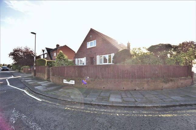 Thumbnail 4 bed detached bungalow for sale in Parkside Avenue, Longbenton, Newcastle Upon Tyne