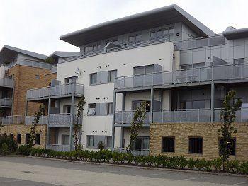 Thumbnail Flat to rent in Tern House, Norton Way, Hamworthy, Poole