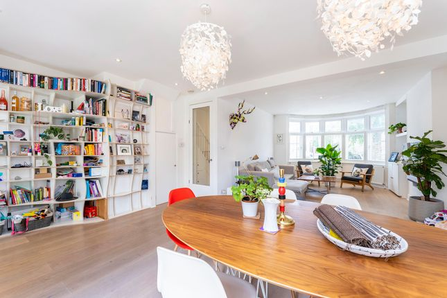 Thumbnail Semi-detached house for sale in Leigh Gardens, Kensal Rise, London