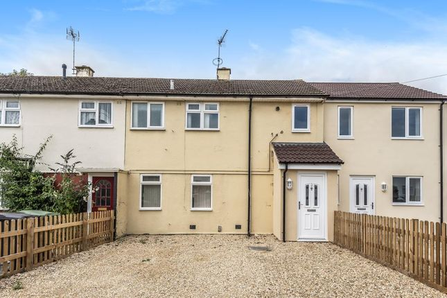 3 bed terraced house to rent in Didcot, Oxfordshire, Didcot OX11