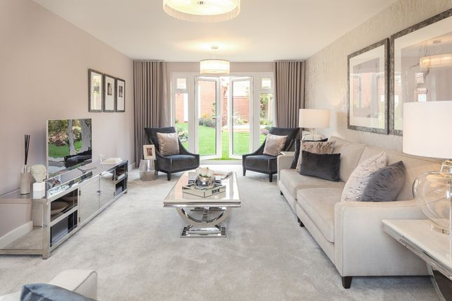 "Thumbnail Detached house for sale in ""Henley"" at Brookfield, Hampsthwaite, Harrogate"
