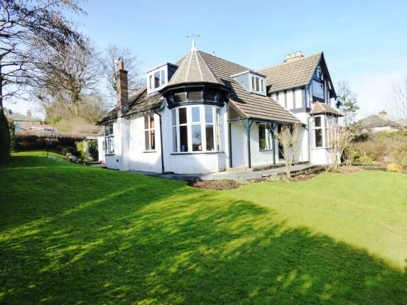 Thumbnail Detached house for sale in Palace Road, Buxton, Derbyshire