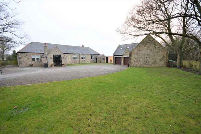 Thumbnail Bungalow for sale in Long Lane, Binchester, Bishop Auckland