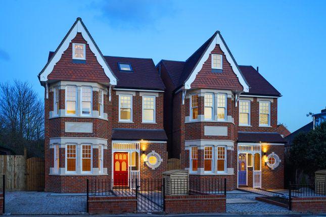Thumbnail Detached house for sale in Ascott Avenue, Ealing