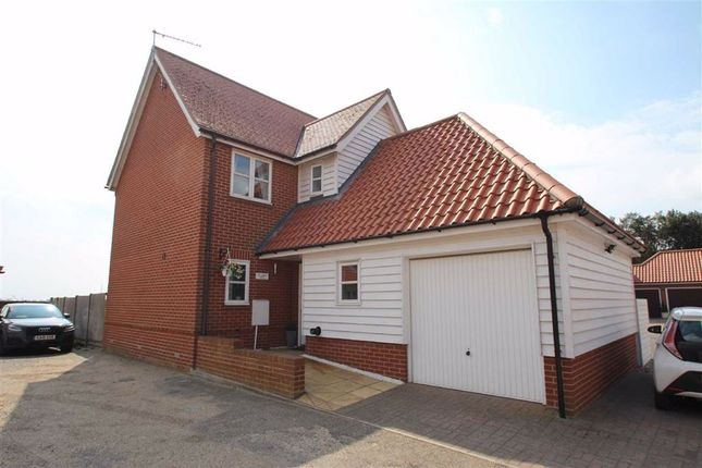 Thumbnail Detached house for sale in Old School Close, Spring Road, St. Osyth, Clacton-On-Sea