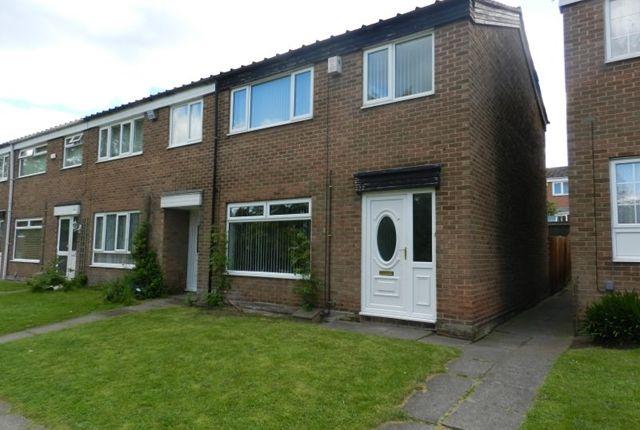 Thumbnail End terrace house for sale in Lakeside Walk, Erdington, Birmingham
