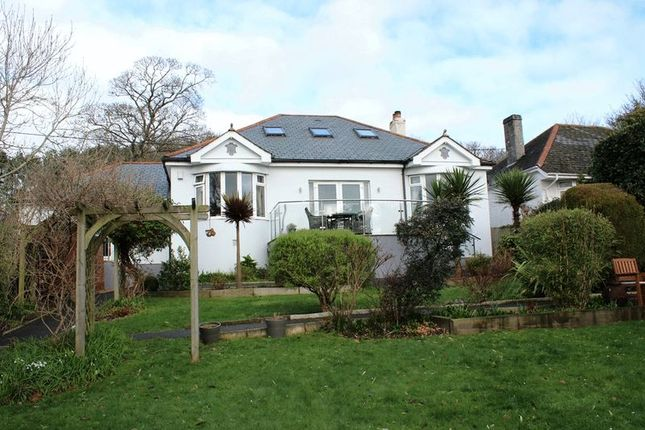 Thumbnail Detached bungalow for sale in Trevarthian Road, St. Austell