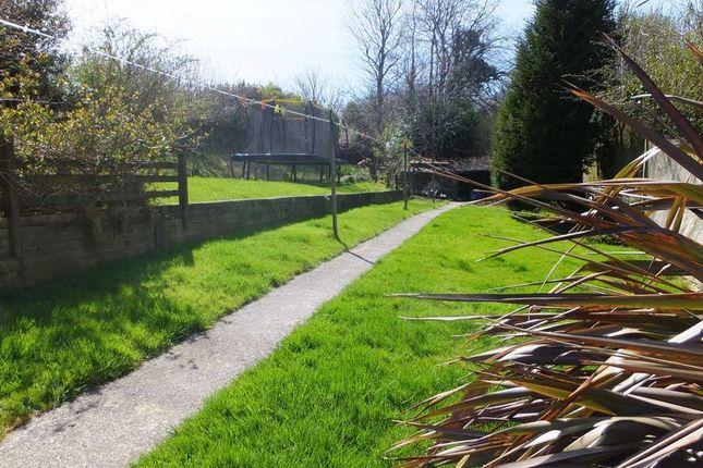 Garden of Klondyke Road, Okehampton EX20