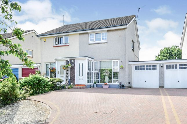 Thumbnail Semi-detached house for sale in Maxwell Green, Girdle Toll, Irvine