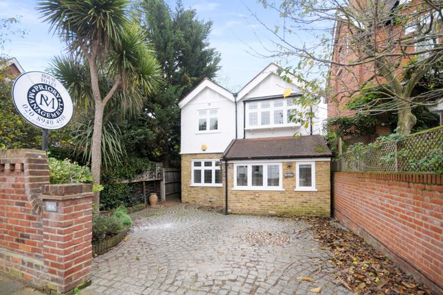 3 bed detached house to rent in Ennerdale Road, Kew, Richmond TW9