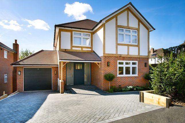 Thumbnail Detached house for sale in The Close, Pampisford Road, Purley