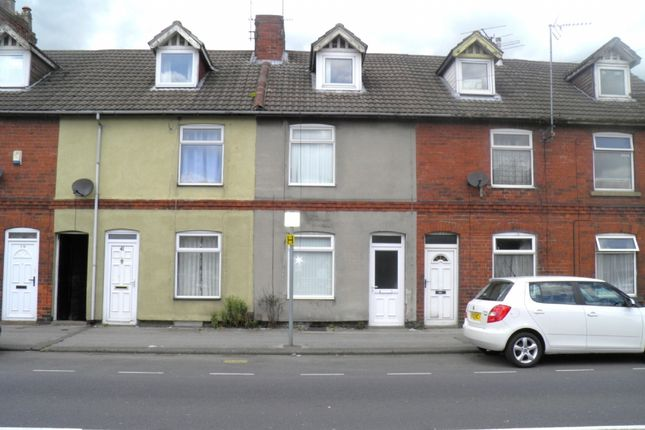 Thumbnail Town house to rent in Priestsic Road, Sutton-In-Ashfield