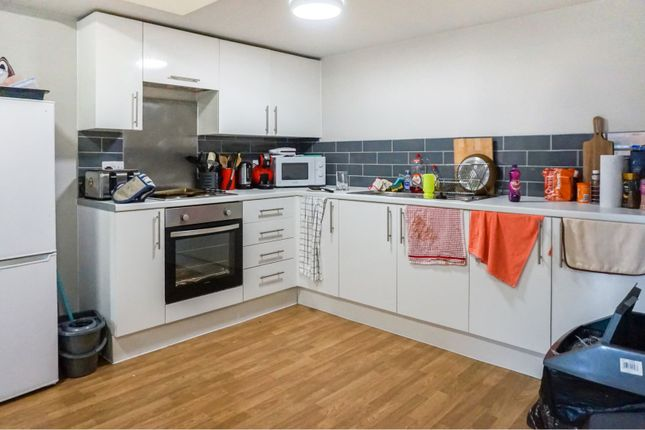 Kitchen of 15-17 Chatham Place, Liverpool L7