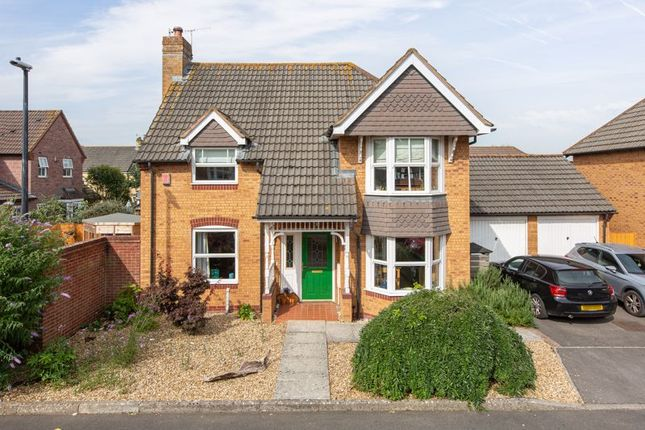Thumbnail Detached house for sale in Longthorn, Backwell, Bristol