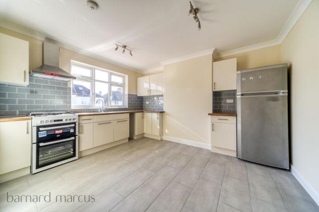 Thumbnail Flat to rent in Tisbury Road, London