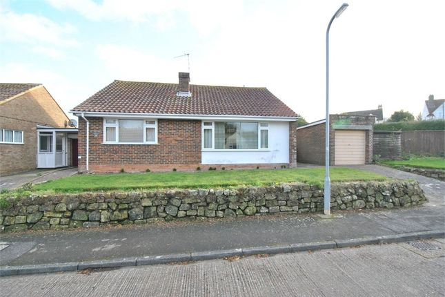 Thumbnail Detached bungalow for sale in Cranston Close, Bexhill-On-Sea, East Sussex