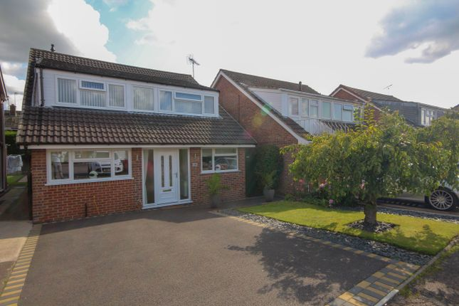 Thumbnail Detached house for sale in Hailsham Close, Mickleover, Derby