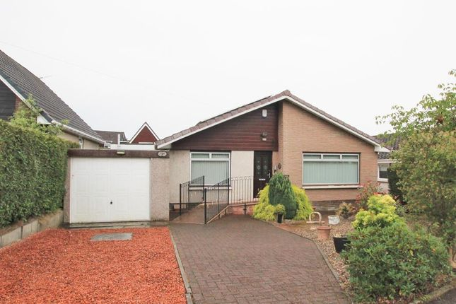 Thumbnail Detached bungalow for sale in Tayinloan Drive, Carluke