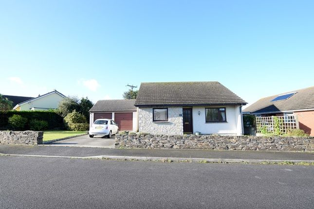 Thumbnail Detached bungalow for sale in Fir Close, Goonhavern, Truro