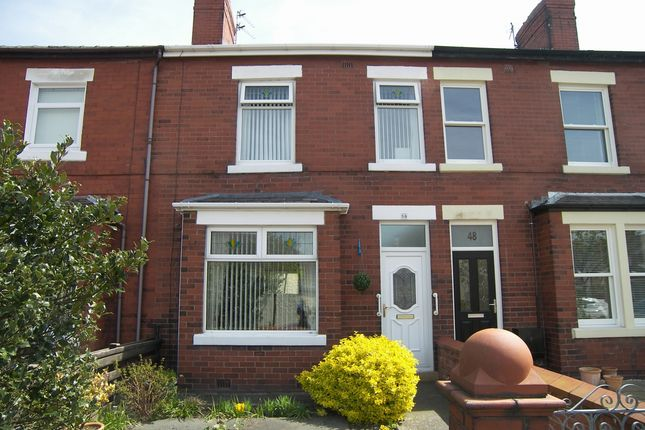 Thumbnail Terraced house for sale in Albert Street, Lytham St. Annes
