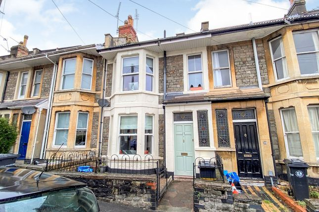 Thumbnail Terraced house for sale in Rudthorpe Road, Horfield, Bristol