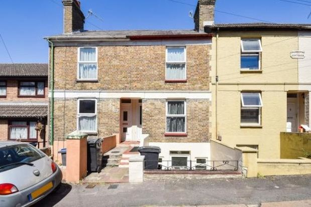 Thumbnail Property to rent in Hillside Road, Dover
