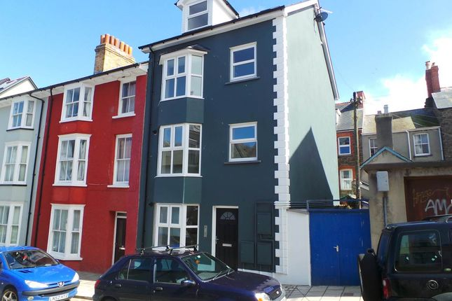 Thumbnail Flat to rent in Maisonette, Flat 3, 10A Corporation Street, Aberystwyth