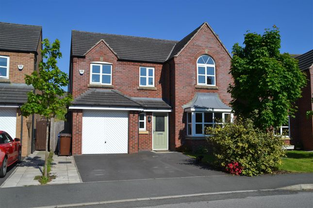 Thumbnail Detached house for sale in Haworth Road, Chorley