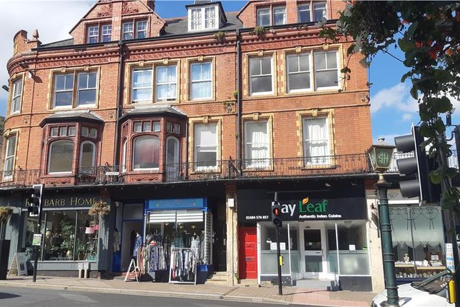 Thumbnail Commercial property for sale in 107 Church Street, Malvern, Worcestershire