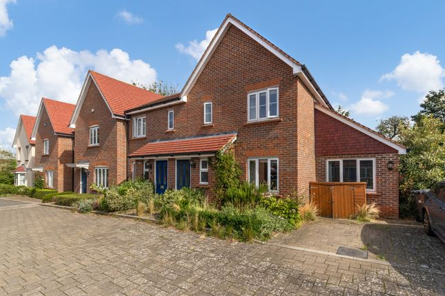 3 bed end terrace house for sale in Ostler Court, Royston SG8